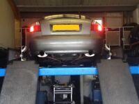 Audi A4 B6 3.0 V6 S4 B6 B7 4.2 V8 Quattro MAGNAFLOW Performance Cat-Back Exhaust