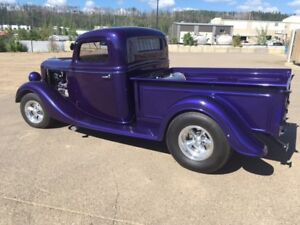1936 Custom Ford Truck