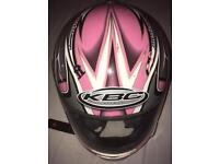 Kbc Motorbike Helmet