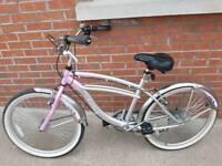 Women's cruiser bike bicycle