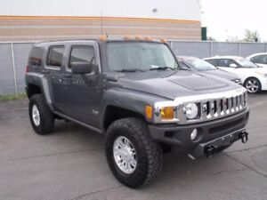 2008 Hummer H3 4X4+TOIT+MAGS