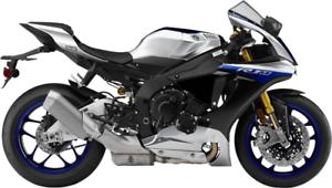 2017 Yamaha YZF-R1M
