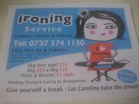 Iorning service