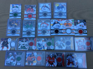 100 HOCKEY AUTOGRAPH and JERSEY LOT