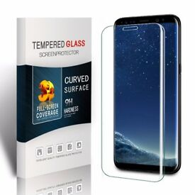 Galaxy S8 Plus - Tempered Glass Screen Protector