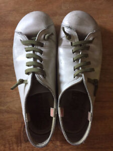 White Camper Shoes (women)
