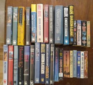 Collection of Orson Scott Card books