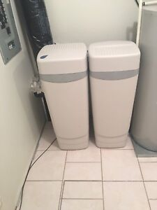 Hague Watermax Water softener for sale $800