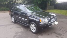 2003 Jeep Grand Cherokee 2.7L CRD Limited