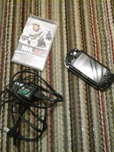Psp and nhl 2007