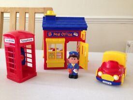 ELC Happyland Post Office & Telephone