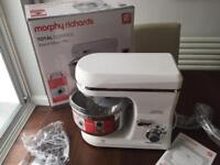 Morphy Richards Total Control Stand Mixer