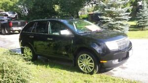 2009 Lincoln MKX limited SUV, Crossover
