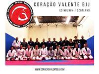 Brazilian Jiu-Jitsu club- Edinburgh