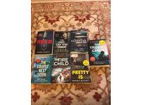 7 Thriller Books