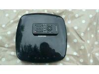 Samsung Pebble DVD player