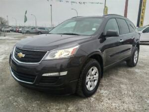 2016 Chevrolet Traverse LS - AWD - Backup Camera