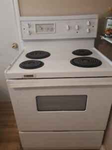 fridge / stove / washer and dryer for sale can deliver