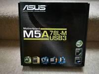 Motherboard M5A 78L-M USB3
