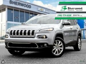 2016 Jeep Cherokee Limited V6