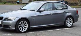 BMW 3 SERIES SALOON 2.0TD 320d SE Manuel Drive 4 Door Space Grey