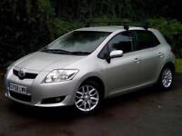 Toyota Auris 1.6 TR Multimode 5dr PETROL AUTOMATIC 2008/08