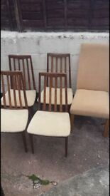 FREE chairs great for a revamp project