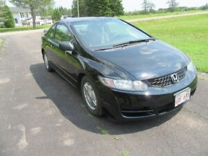 2010 Honda Civic DX Coupe (2 door)