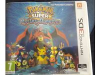 pokemon super mystery dungeon new never played £12.00