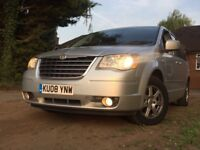 2008 Chrysler Grand Voyager 2.8 CRD Touring 5dr
