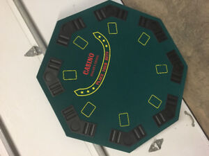 Poker Table. Excellent Condition.