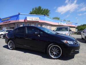 2015 Honda Civic Berline LX BAS MILLAGE SEULEMENT 28 745 KL TRES