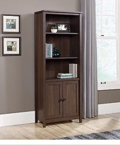 NEW Sauder Country Line Library