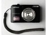 Nikon Coolpix L27 16mp camera. Good condition