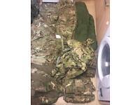 Bundle of MTP clothing