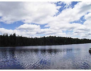 MUST SELL! BEAUTIFUL ALL STONE HI-RANCH HOME ON MIGHTY MADAWASKA