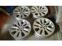 BMW wheel rims