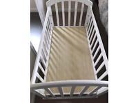 Glider Crib