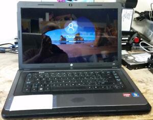 HP 2000 Notebook Computer