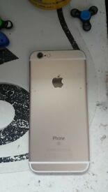 iPhone 6s 64g gold unlocked