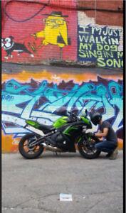 2012 Kawasaki Ninja 650 NEED GONE