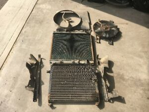 Front Radiators for 1997 Chevy/Geo Tracker