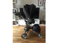 Stokke Xplory with carrycot
