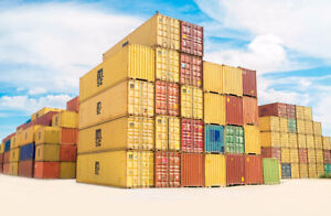 Storage Containers for Sale or Rent - Used/New 20' and 40'