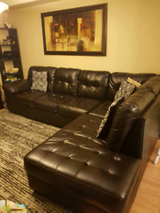 Ashley furniture sectional
