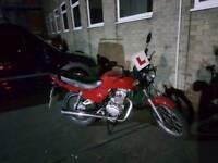 Honda cg 125 replica