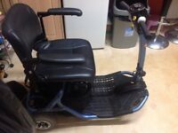 LITEWAY THREE CAR BOOT SIZED MOBILITY SCOOTER , CARRIES 21 STONE 10 MILES , GOOD CONDITION
