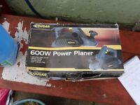 Cougar Electric Power Planer 600W