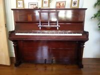 Chappell Upright Piano. The Chappell is a lovely sounding piano that has loads of warmth and depth.