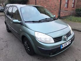 04 REG RENAULT SCENIC 1.6 AUTO LOW 67000 MILES DRIVES SUPERB NOT ASTRA FOCUS GOLF ZAFIRA C4 PICASSO